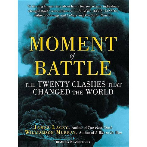Moment of Battle - by Williamson Murray (AudioCD)