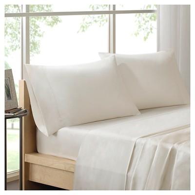 Liquid Cotton Pillowcases (Standard)Ivory