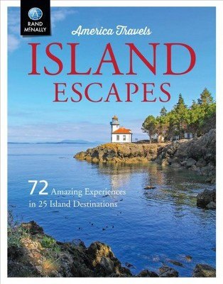 America Travels Island Escapes (Paperback)