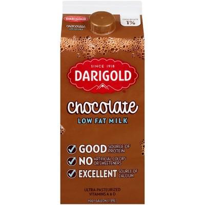 Darigold 1% Chocolate Milk - 0.5gal