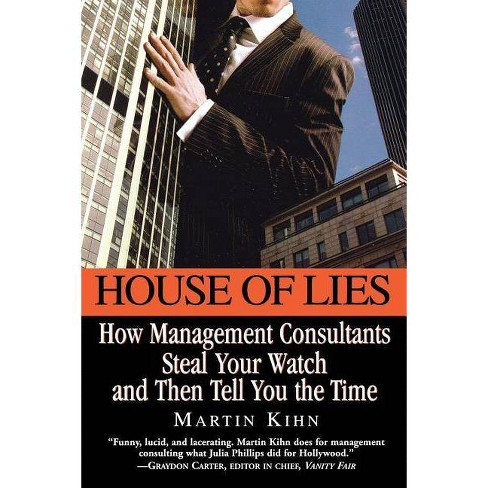 House of Lies - by  Martin Kihn (Paperback) - image 1 of 1