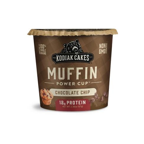 Kodiak Cakes Chocolate Chip Minute Muffin - image 1 of 4