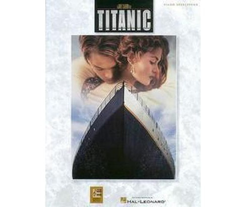 Titanic : Piano Selections (Paperback) - image 1 of 1