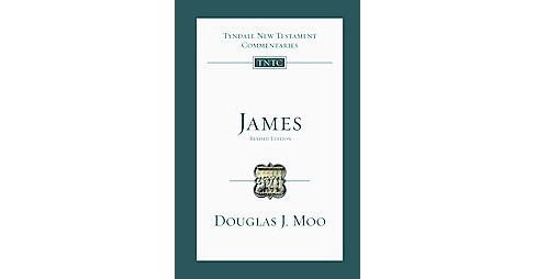 James : An Introduction and Commentary (Revised) (Paperback) (Douglas J. Moo) - image 1 of 1