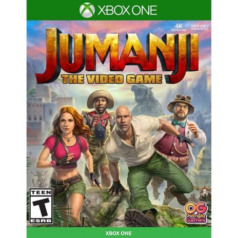 Jumanji The Video Game Xbox One Target