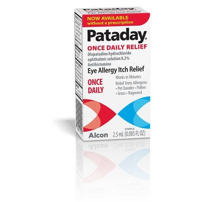 PATADAY Once Daily Relief Eye Drops - 0.085 fl oz