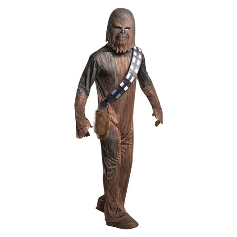 Men's Star Wars Chewbacca Halloween Costume - image 1 of 1