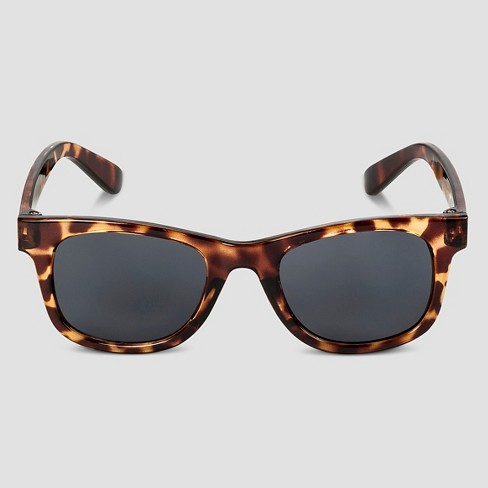 Toddler Boys' Rectangle Sunglass Tort Brown One Size - Circo™ - image 1 of 1