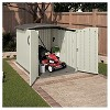 Resin Glidetop Storage Shed Soft Taupe - Suncast - image 3 of 3