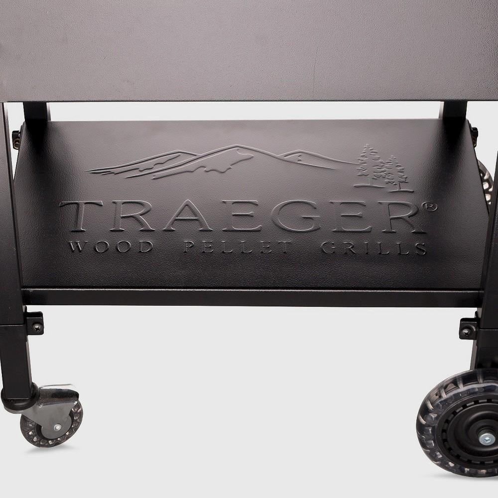 Traeger Lil' Tex Elite Under Shelf, Black 17021354