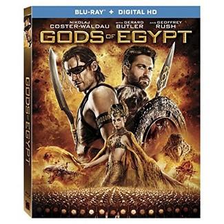 GODS OF EGYPT (Blu-ray + Digital)