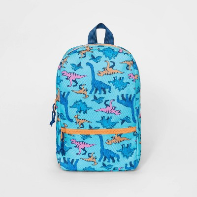 Toddler Boys' Dinosaur Backpack - Cat & Jack™ Blue