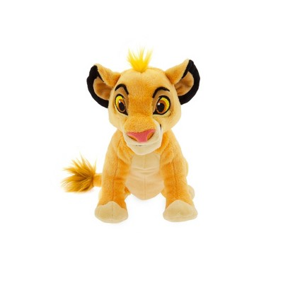 Disney The Lion King Sitting Simba Stuffed Animal - Disney store