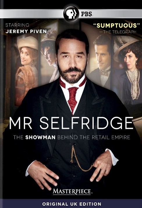 Masterpiece: Mr Selfridge [3 Discs] - image 1 of 1