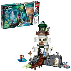 LEGO Hidden Side The Lighthouse of Darkness Awesome AR Ghost Hunting Toy 70431