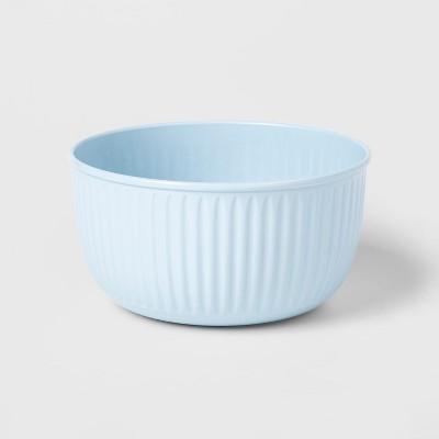 175oz Melamine Serving Bowl Light Blue - Threshold™