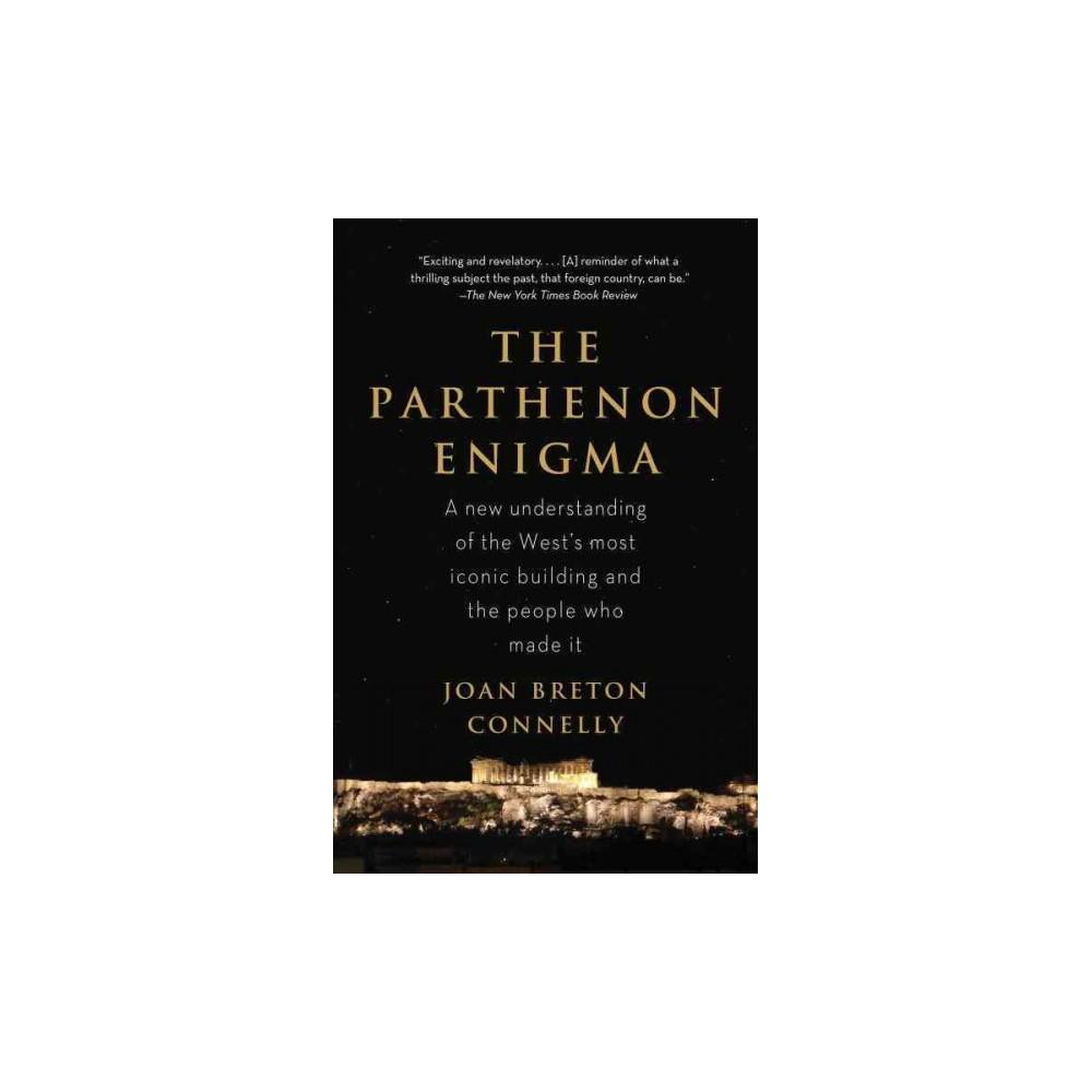 The Parthenon Enigma ( Vintage) (Paperback)