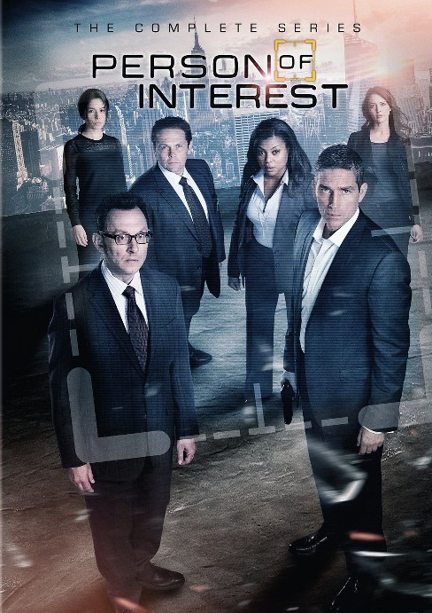 Person Of Interest:Complete Series (DVD) - image 1 of 1