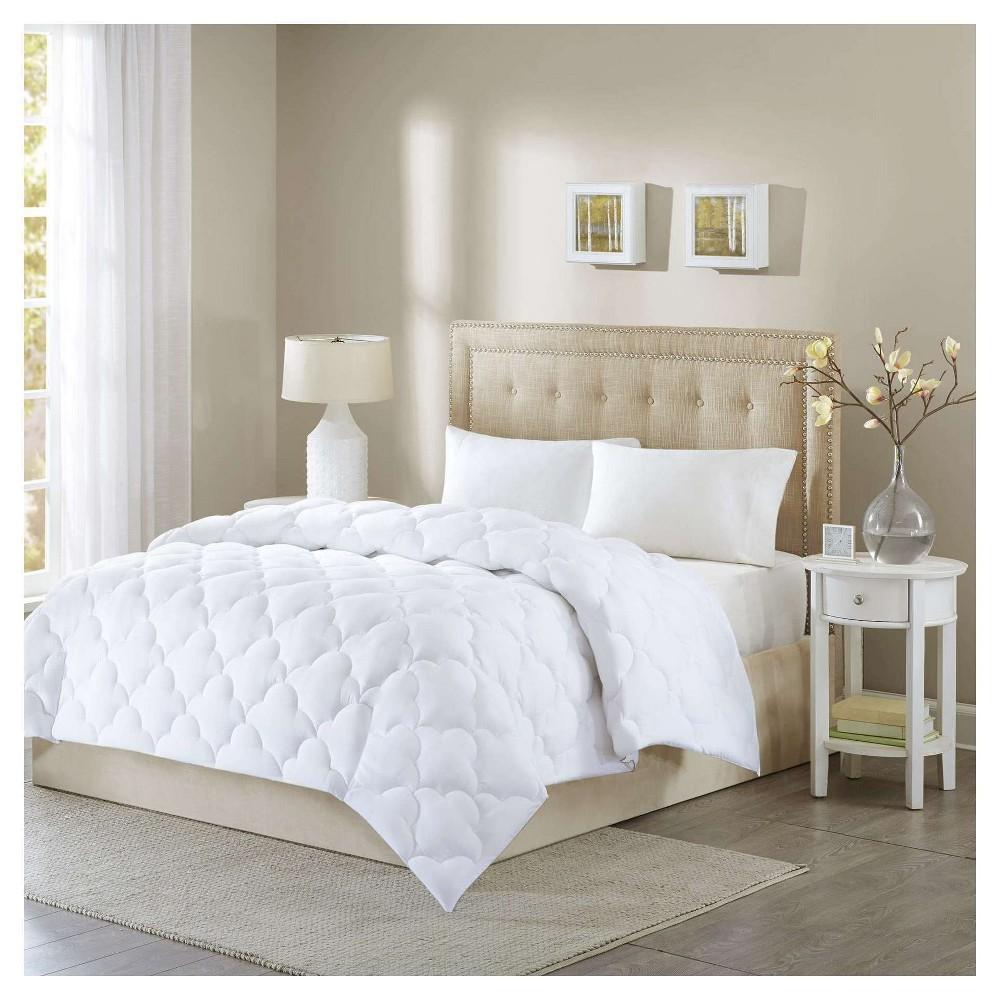 Image of Down Alternative Comforter Wonder Wool King White