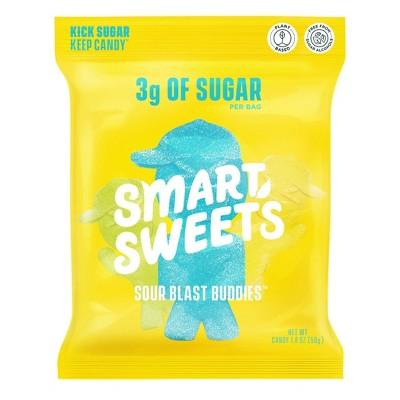 SmartSweets Sour Blast Buddies Gummy Candy - 1.8oz