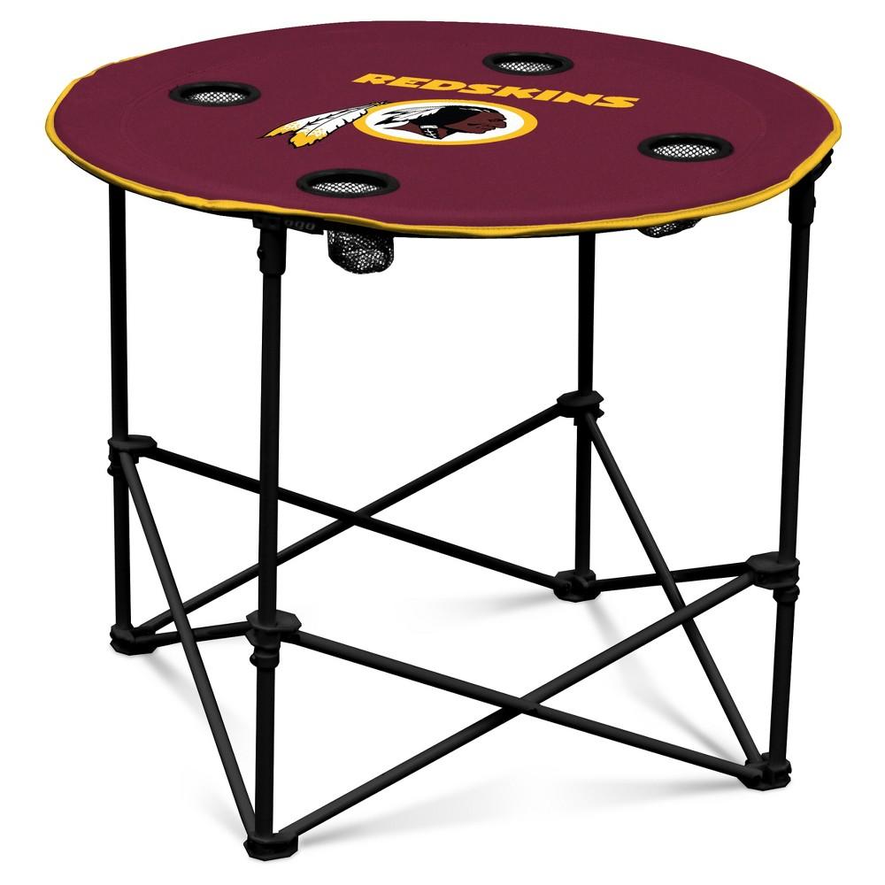 NFL Washington Redskins Portable Round Table