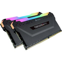 Corsair Vengeance RGB Pro 32GB DDR4 SDRAM Memory Module - For Desktop PC - 32 GB (2 x 16 GB) - DDR4-3200/PC4-25600 DDR4 SDRAM - CL16 - 1.35 V