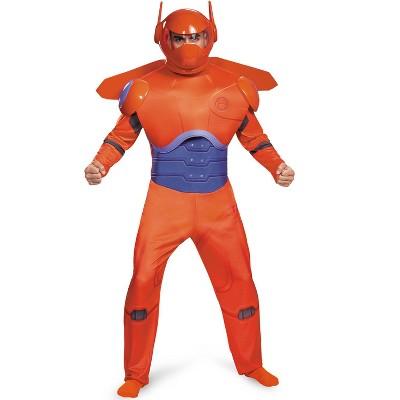 Big Hero 6 Red Baymax Deluxe Adult Costume
