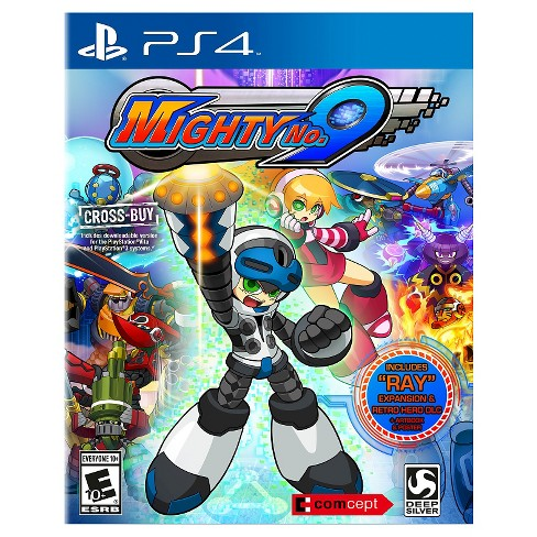 Mighty No. 9 PlayStation 4 - image 1 of 5
