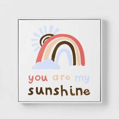 You Are My Sunshine Wall Art - Pillowfort™
