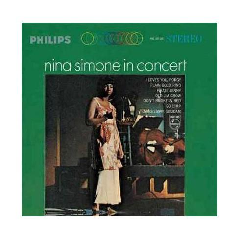 Nina Simone - In Concert (Vinyl) - image 1 of 1