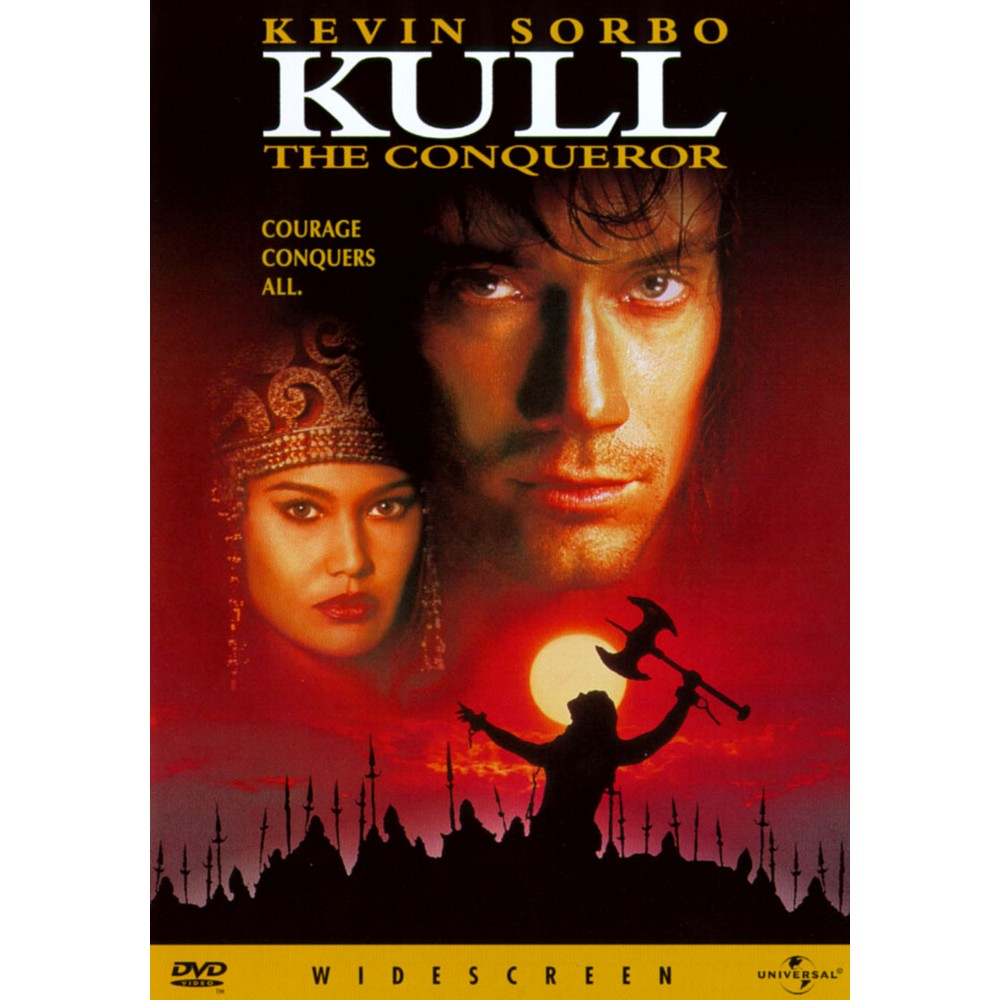 Kull The Conqueror (Dvd), Movies