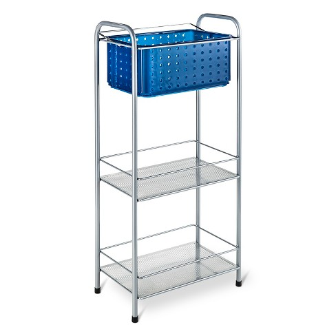 Bath Storage Racks with Removable Tote - Room Essentials™ - image 1 of 1