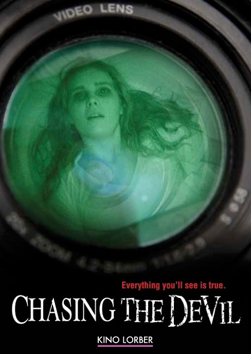 Chasing The Devil (DVD) - image 1 of 1