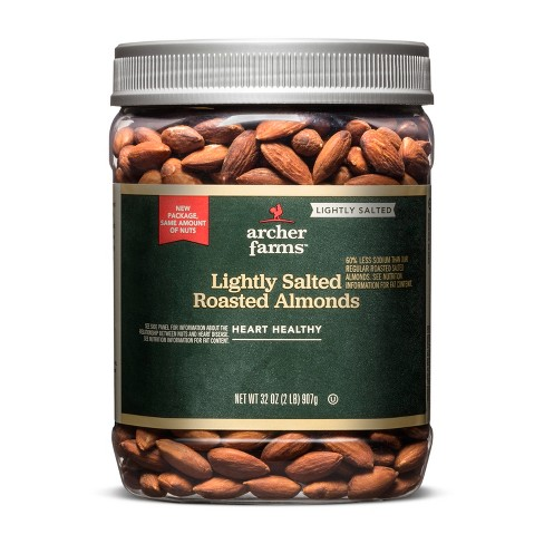 Lightly Salted Roasted Almonds - 32oz - Archer Farms™ - image 1 of 1