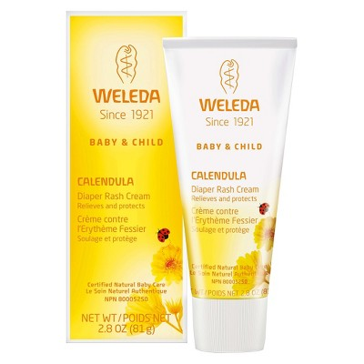 Weleda Calendula Diaper Rash Cream - 2.8oz