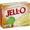 Jell-O Instant Banana Cream Pudding & Pie Filling - 5.1oz - image 2 of 3