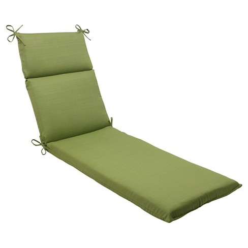 Outdoor Chaise Lounge Cushion Forsyth Solid