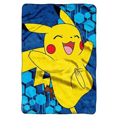 Pokémon Pikachu Blanket - Twin