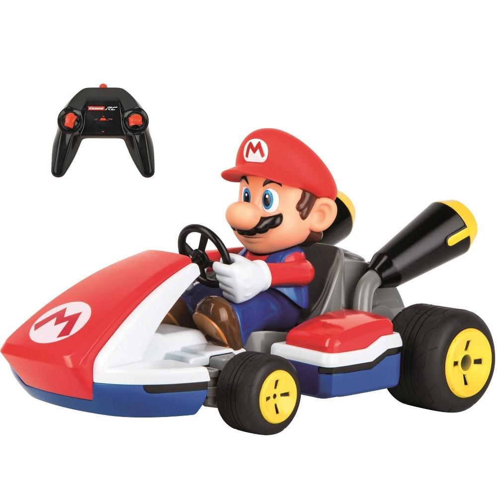 Carrera Rc Mario Kart Mario Race Kart With Sound