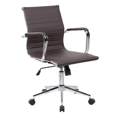Modern Medium Back Executive Office Chair - Techni Mobili