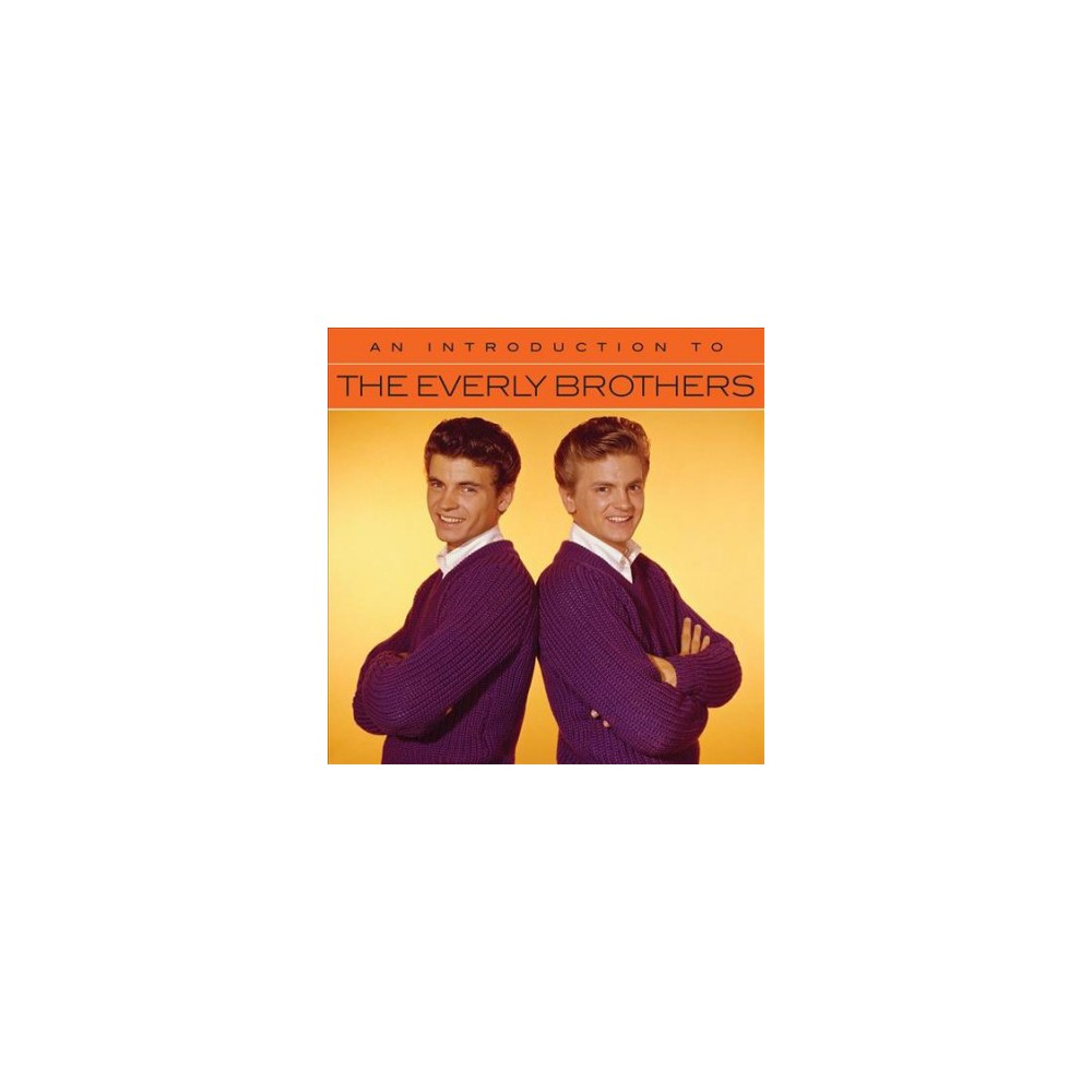 Everly Brothers - Introduction To (CD)