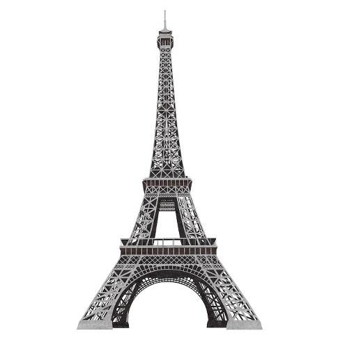 Eiffel Tower Wall Decal - image 1 of 2