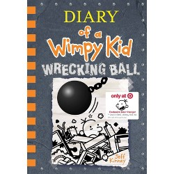 Wimpy Kid Wrecking Ball - Target Exclusive Edition by Jeff Kinney (Hardcover)