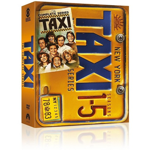 Taxi:Complete Series (DVD) - image 1 of 1