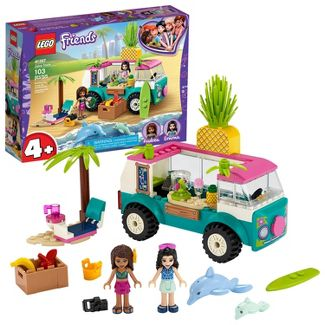 LEGO Friends Juice Truck LEGO Truck Building Kit 41397