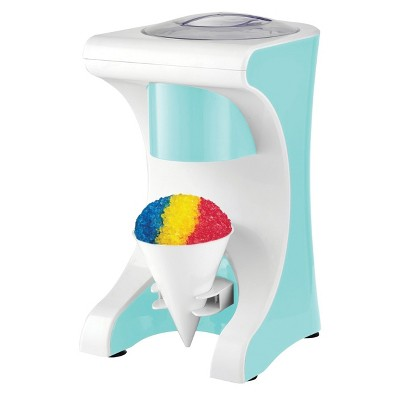 Brentwood Snow Cone Maker and Shaved Ice Machine in Blue
