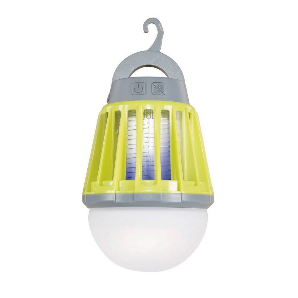 Stansport 2 in 1 Led Lantern and Bug Zapper - Yellow
