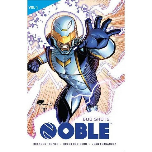 Noble Vol. 1 - by  Brandon Thomas (Paperback) - image 1 of 1