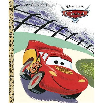The Cars ( Little Golden Books) (Hardcover) by Ben Smiley