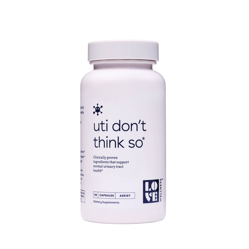 Love Wellness Uti Don 39 T Think So 30ct